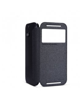 Husa protectie Flip Cover Smart View pentru HTC One 2 M8